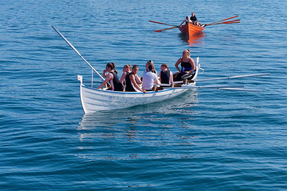 [Sport] Torshavn, fête nationale, courses de bateaux Torsha20