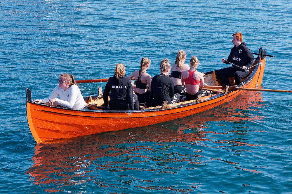 [Sport] Torshavn, fête nationale, courses de bateaux Torsha21