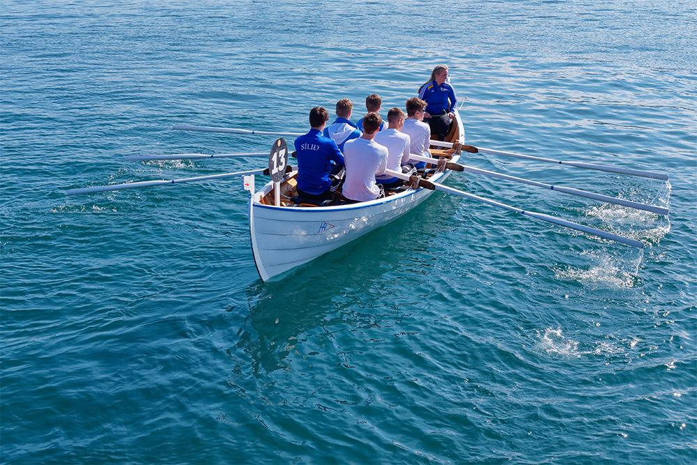 [Sport] Torshavn, fête nationale, courses de bateaux Torsha22