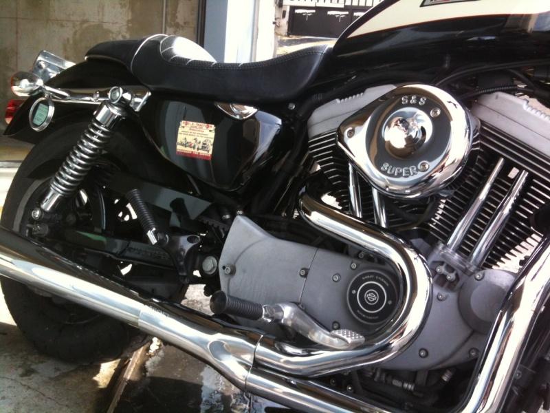 le 1200 R de Buckdanny Sport410