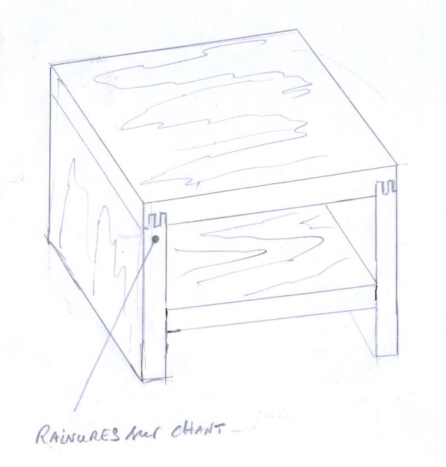 [Fabrication] un Gabarit pour TÉNOR et chevêt, Chevet10