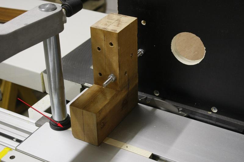 [Fabrication] un Gabarit pour TÉNOR et chevêt, Presse10