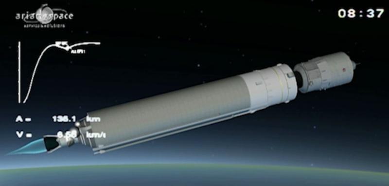 """Lancement Ariane 5 ES VA213 / ATV-4 """"Albert Einstein"""" - 5 juin 2013  - Page 8 Va201311"""
