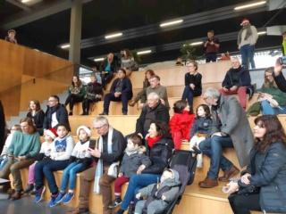 Les polyglottes  fêtent Noêl à la maison du marais le 15 Décembre 2019 20191211
