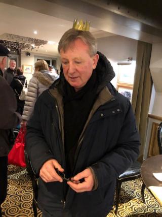 Le café polyglotte de Calais tire les rois ce 12 janvier 2019 Tempo223