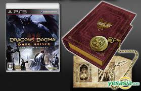 dragon's dogma dark arisen limited edition ps3/xbox360 jap Images10