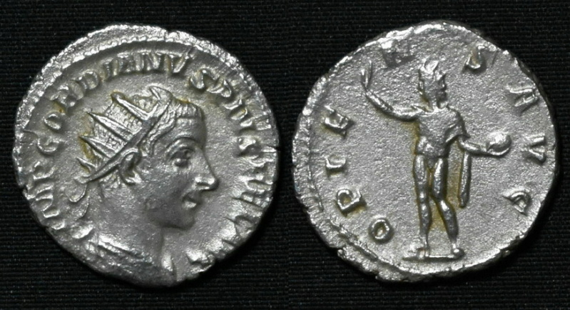 Gordian III. with OPIENS AVG Gordi12