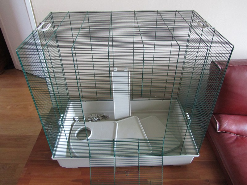 Vends 2 cages TOM  Img_8210