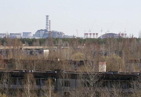 UKRAINE: Le nucléaire de Tchernobyl L'ANNIVERSAIRE DES ACCIDENTS 800_ei10