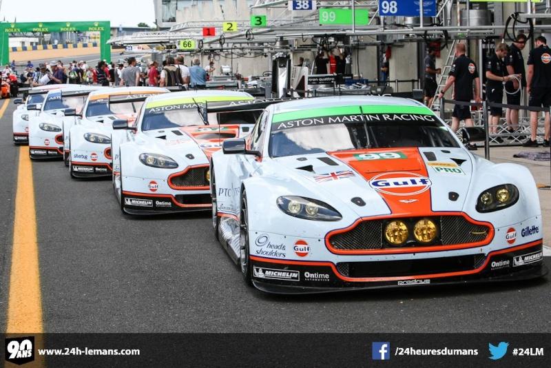 Journée test 24h00 du Mans 2013 Aston10
