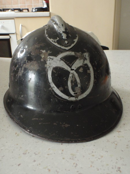 milice - Insigne milice casque P1091710