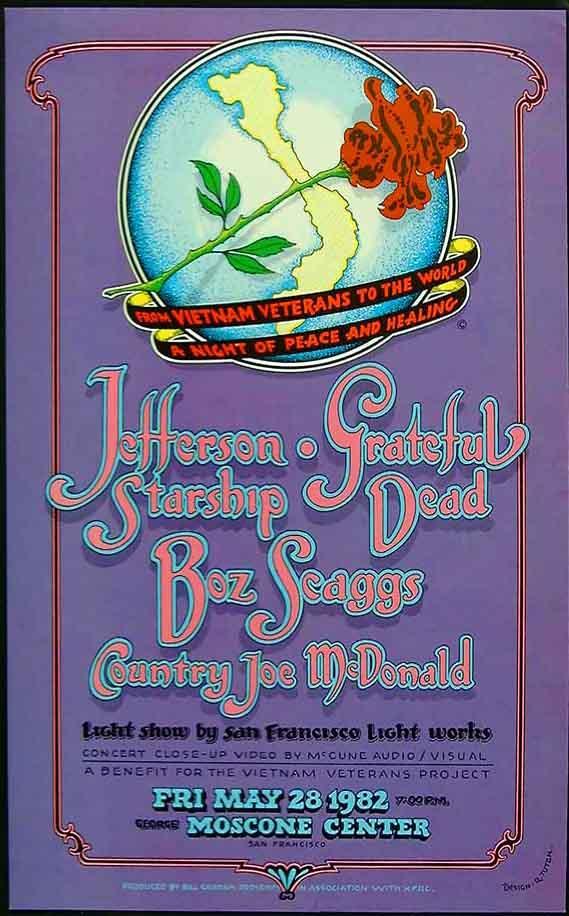 Grateful Dead - Les concerts du jour 19820510