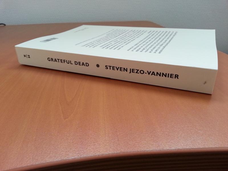 Grateful Dead - Livre - Steven JEZO-VANNIER (2013) 20130622