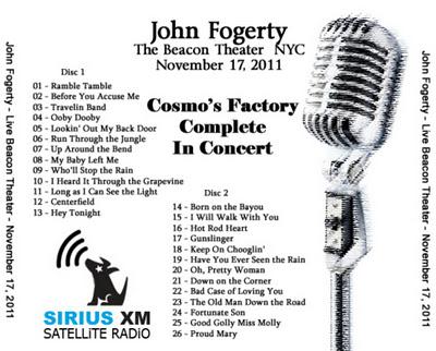 Full album en concert John_f11