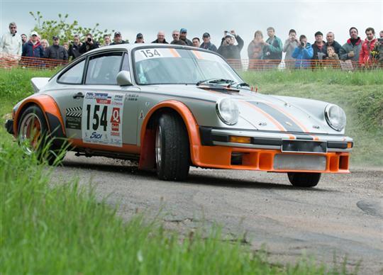 Rallye Dijon Côte d'Or VHC Mai 2013 Rallye11