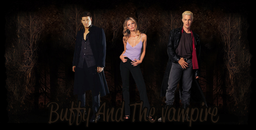Buffy And The Vampire