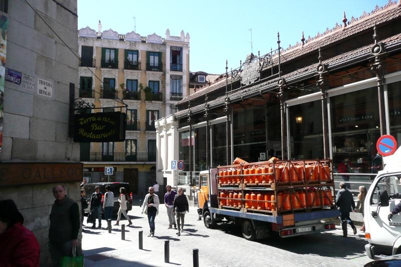 Week-end à Madrid: Brompton,Tourisme & Tapas [4 au 6 octobre 2013] •Bƒ P1030213