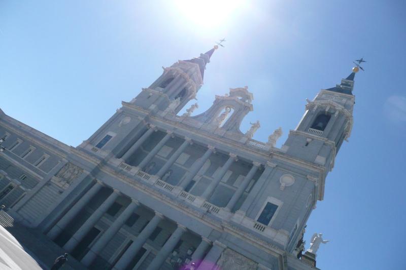 Week-end à Madrid: Brompton,Tourisme & Tapas [4 au 6 octobre 2013] •Bƒ P1030214