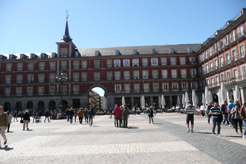 Week-end à Madrid: Brompton,Tourisme & Tapas [4 au 6 octobre 2013] •Bƒ P1030216
