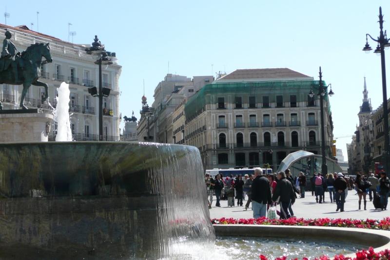 Week-end à Madrid: Brompton,Tourisme & Tapas [4 au 6 octobre 2013] •Bƒ P1030310
