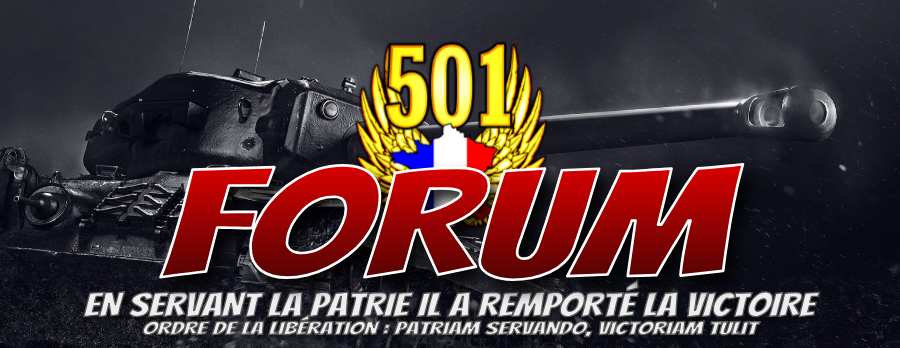 FORUM OFFICIEL 501