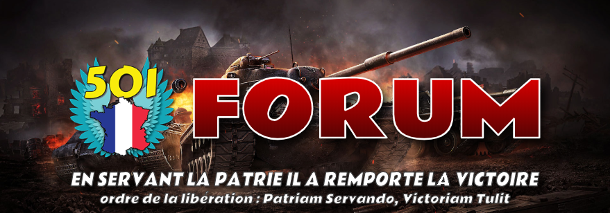 FORUM OFFICIEL -5O1-