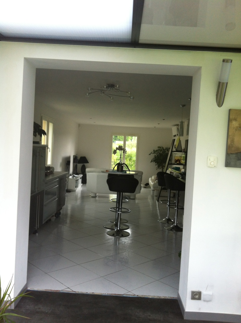 Idées pour notre salon/séjour/véranda