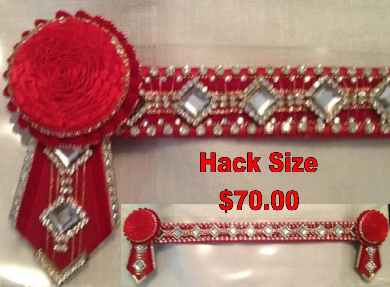 Show Gear for Sale Red10