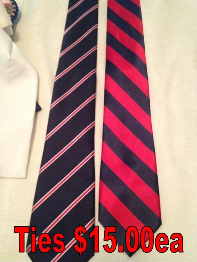 Show Gear for Sale Ties10