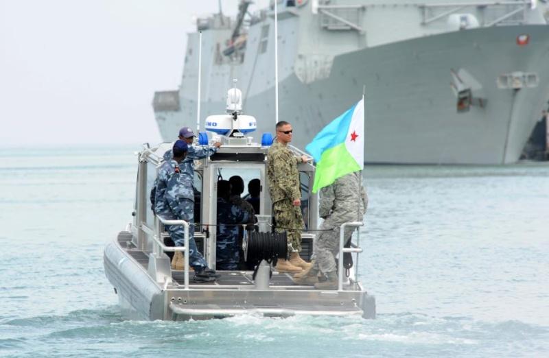 Armée djiboutienne / Djibouti National Army Dj210