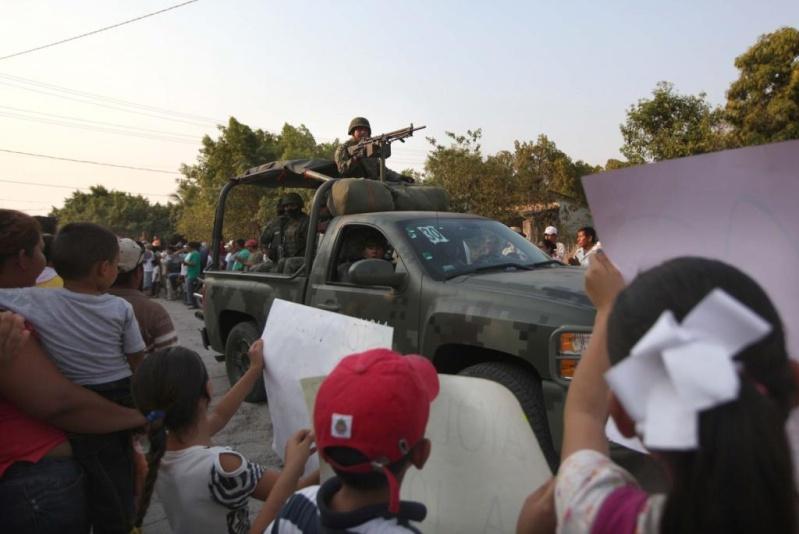Armée Mexicaine / Mexican Armed Forces / Fuerzas Armadas de Mexico - Page 5 Mex310