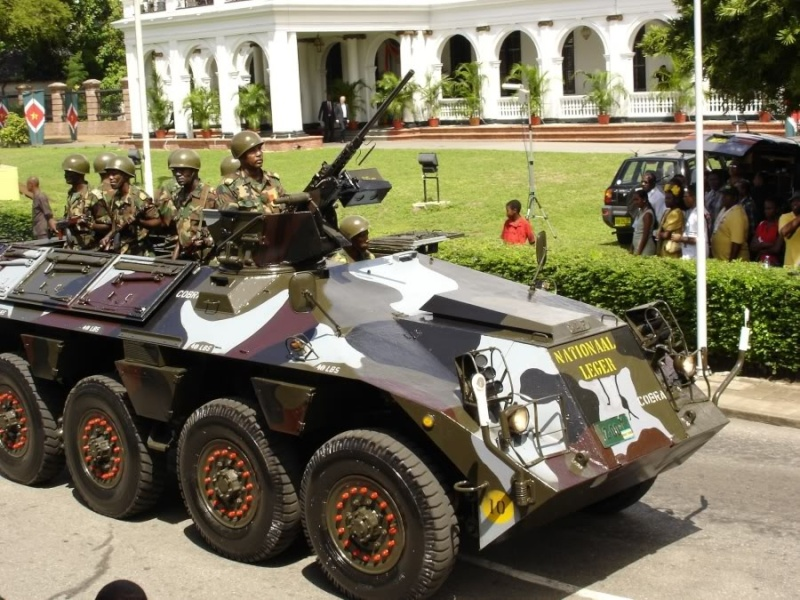 Surinamese National Army / Surinaamse Nationaal Leger ( SNL ) Suri1_10