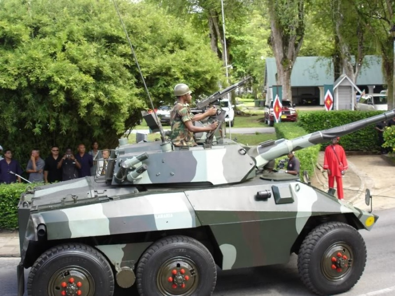 Surinamese National Army / Surinaamse Nationaal Leger ( SNL ) Suri2_10
