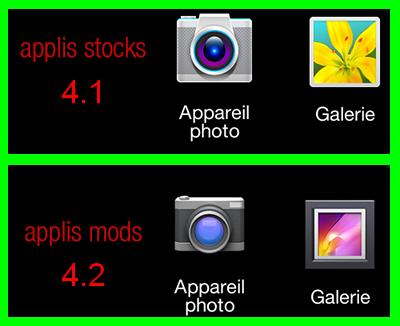 [APPLICATION ANDROID - PHOTOSPHERE] Appareil photo et gallerie 4.2 [Gratuit] Icones11