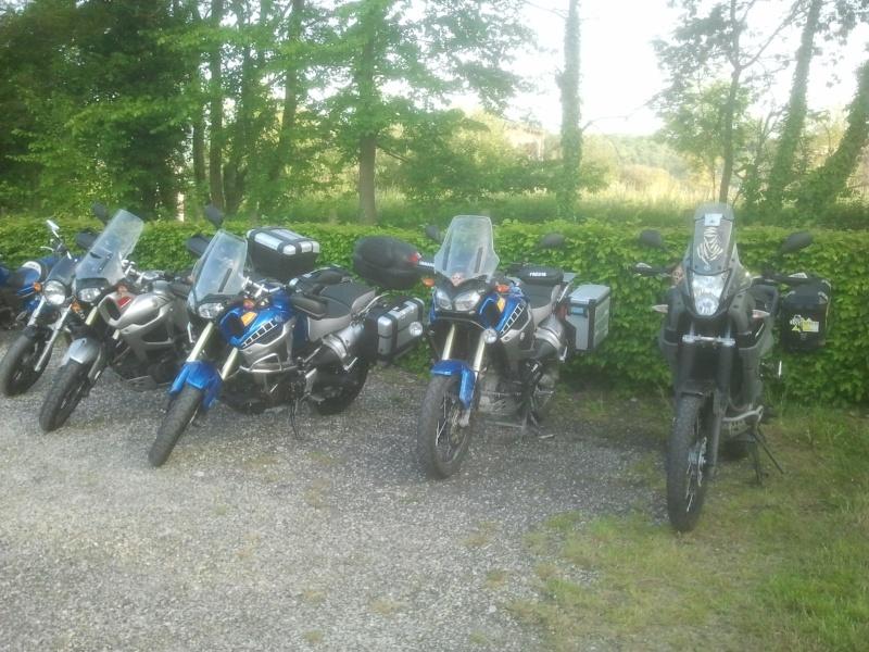 2eme rassemblement moto Normand de par chez nous ;-) - Page 2 20130611