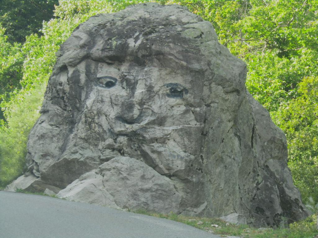 un visage dans le rocher  Tete_d10