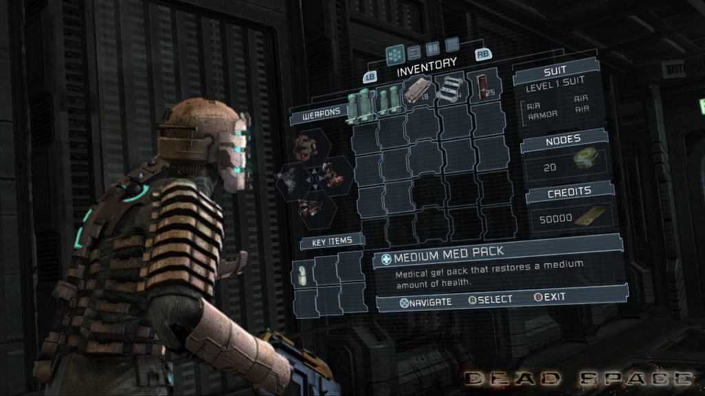 Les menus les plus notables du jeu vidéo 39552b10