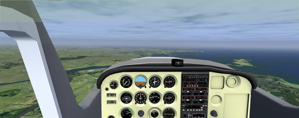 Vol à vue ( et à l'estime ) LFRU/LFRB/LFRQ Captur15