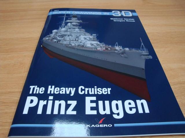 1:72nd Scale German WW2 Heavy Cruiser DKM Prinz Eugen Dsc04448