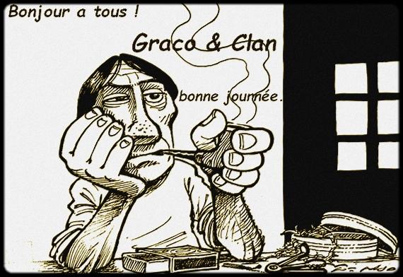 Le 23 décembre – Et après neuf heures du soir, nos gentilshommes fumaient encore ! 000710