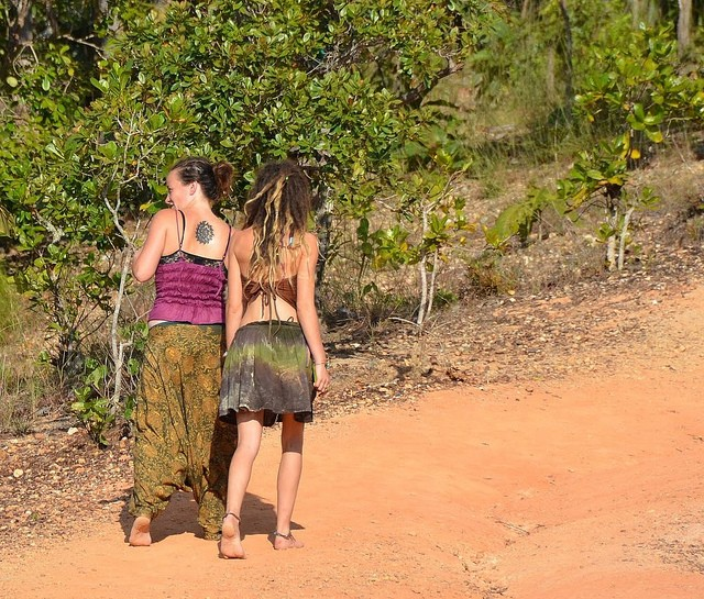 vive le barefooting - Page 3 Photo711