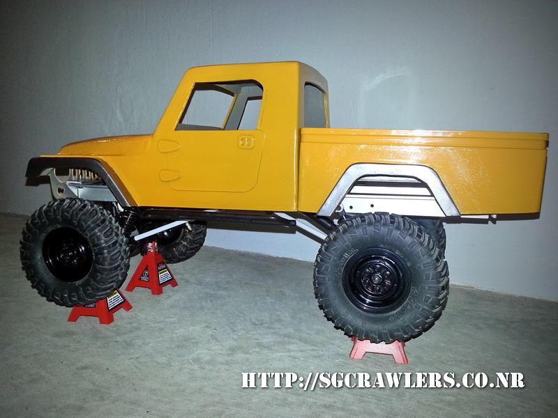 build - Boolean21's AEV Jeep Brute 1/10 scratch build - Page 3 20130420