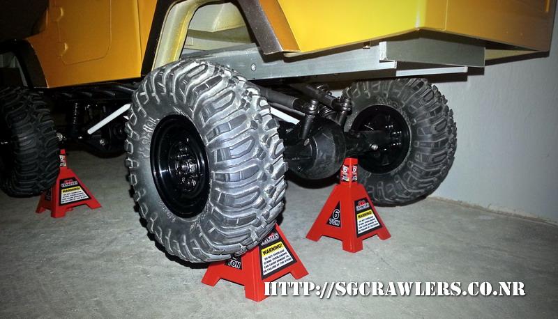 build - Boolean21's AEV Jeep Brute 1/10 scratch build - Page 3 20130421