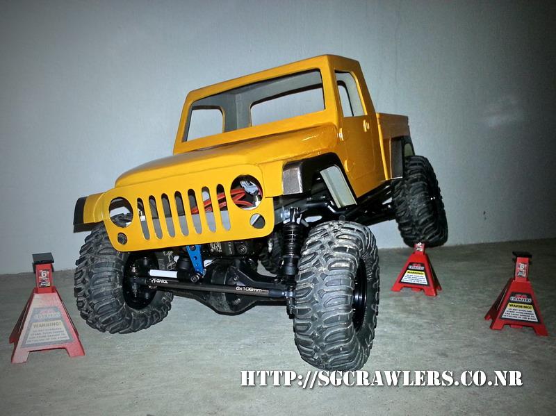 build - Boolean21's AEV Jeep Brute 1/10 scratch build - Page 3 20130425