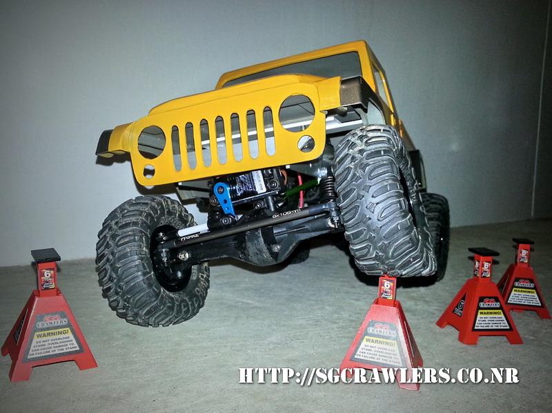 build - Boolean21's AEV Jeep Brute 1/10 scratch build - Page 3 20130427