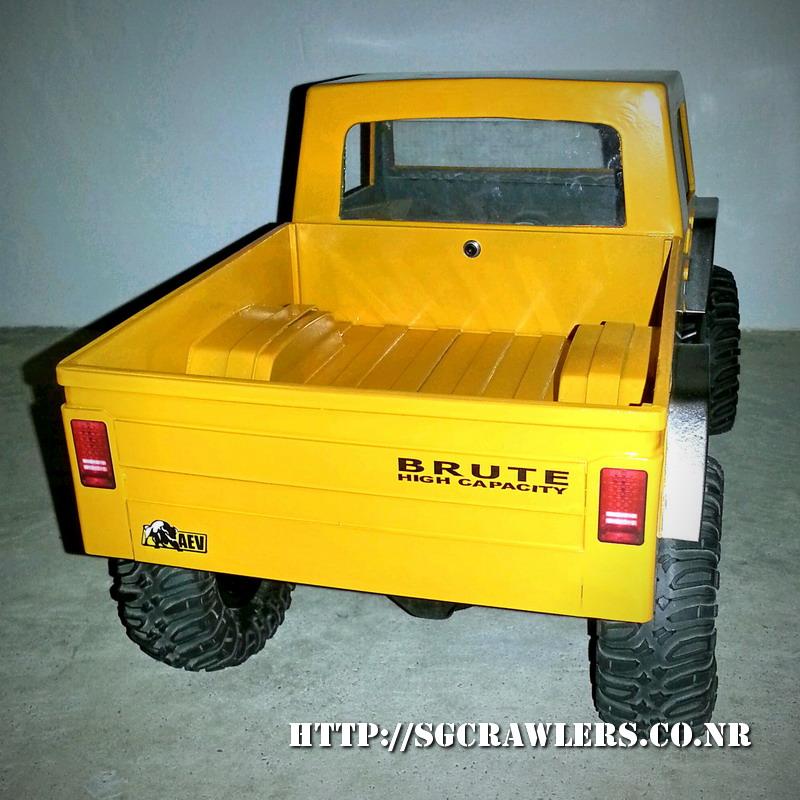 build - Boolean21's AEV Jeep Brute 1/10 scratch build - Page 3 20130518