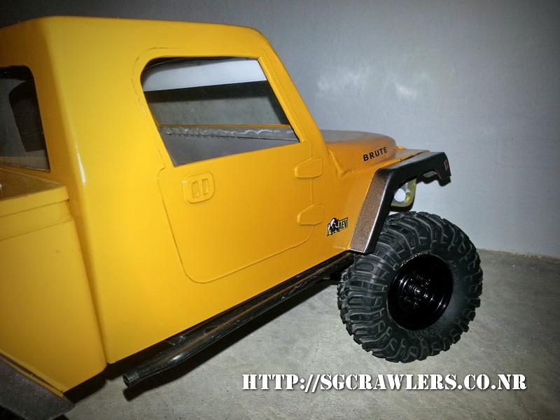 build - Boolean21's AEV Jeep Brute 1/10 scratch build - Page 3 20130519
