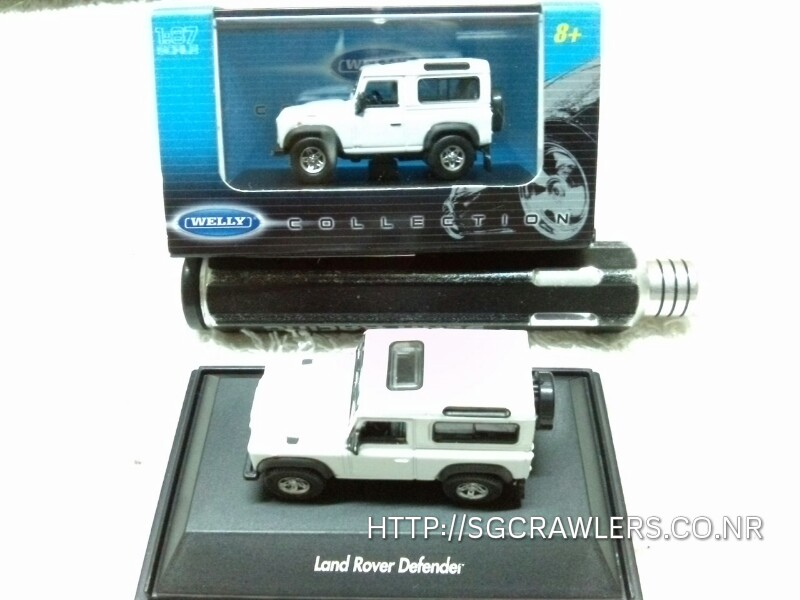 rover - Slow's White Land Rover D90 Cam02811