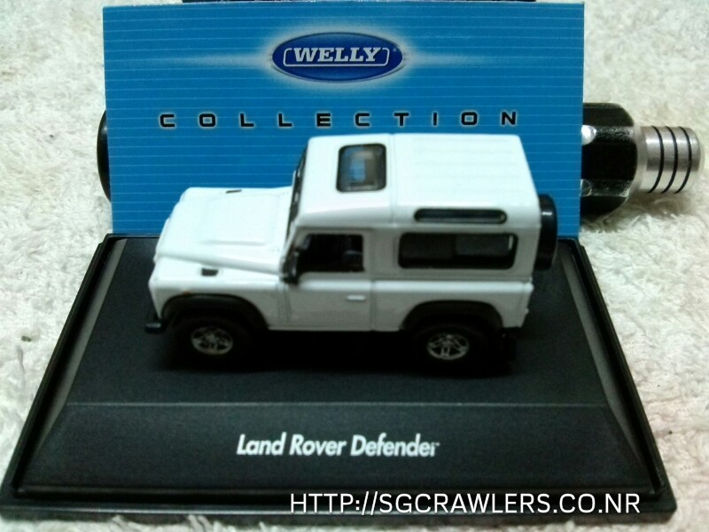 rover - Slow's White Land Rover D90 Cam02812