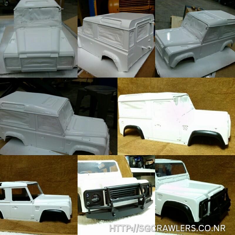 rover - Slow's White Land Rover D90 Picsar13